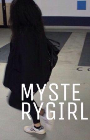 The Mystery Girl by annafavor