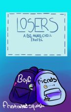 Losers (A Be More Chill Fanfic)  by frustratedsquash