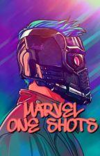 ONE SHOTS MARVEL (pedidos abiertos) by Tau_Rox