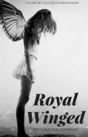 Royal Winged by UnicornFlowerLing