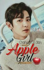 Apple Girl (OC) | Park Chanyeol by deliyzr_bd
