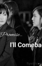 I Promise.. I'll Come Back by flywithyou