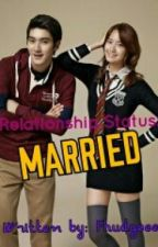 Relationship Status: Married (Completed) by Fhudgeee