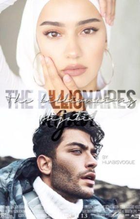 The Billionaires Hijabi  by glowyvogue