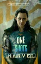 ★One-Shots: Marvel★  by AntiguaAstronauta