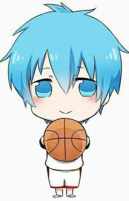 (Doujinshi) My love is Kuroko 😍