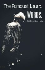 The Famoust Last Words [Jikook] by -Cxpricxrnix