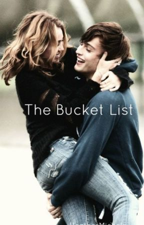 The Bucket List by heather7michele