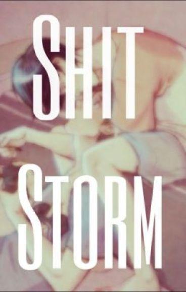 Shit Storm A Phan Fic Veronica Wattpad