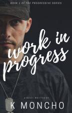 Work in Progress by KateeSmurfette