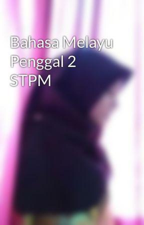 Bahasa Melayu Penggal 2 Stpm Jenis Binaan Frasa Wattpad