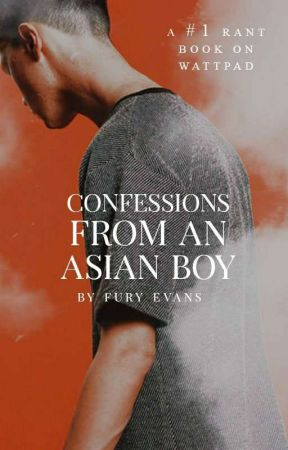 Confessions From An Asian Boy by archertypes