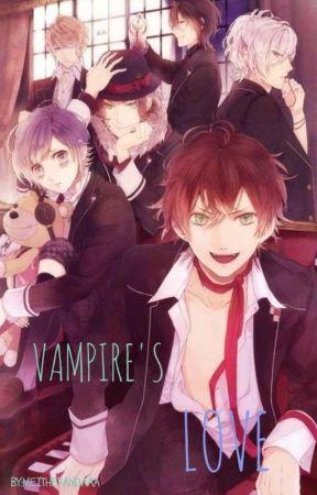 Vampire's Love by ScmChingMei