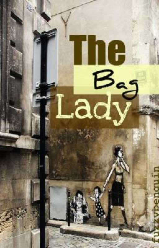 The Bag Lady by fuzzypenguin