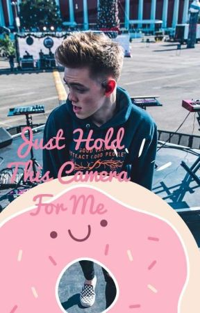 Just Hold This Camera For Me {Zach Herron} by themindofabookworm