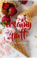 Creamy Puff by florentianayu