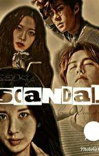 SEOKYU SCANDAL  by AmadeaPradista