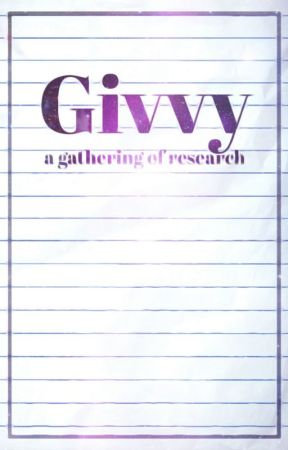 Givvy: A Sophisticated Report by AdastraelGenesis