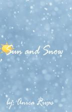 Sun and Snow by Anica12345