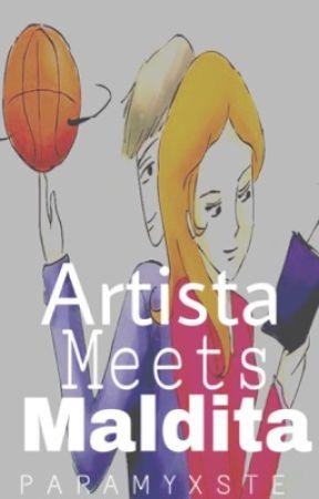 Artista meets maldita by ChristelVerzosa