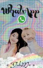 WhatsApp «DahMo» Twice.  by Allaquarius