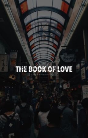 THE BOOK OF LOVE - BRAND NEW BOYS by queenmeiqi