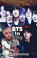 BTS In Army by NoraElmasry