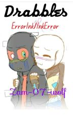 「Drabbles. 」 Errorink/InkError by Zam-07-wolf