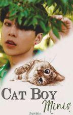 Cat Boy Miniş||ChenMin by TheRebBlack