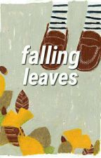falling leaves by f0lc0_