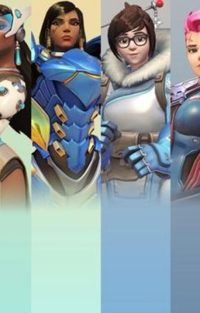 Female Overwatch Oneshots by AWildHuman