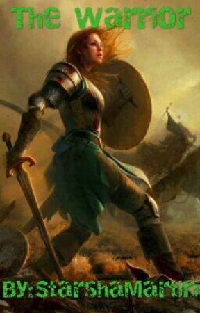 The Warrior by StarshaMartin
