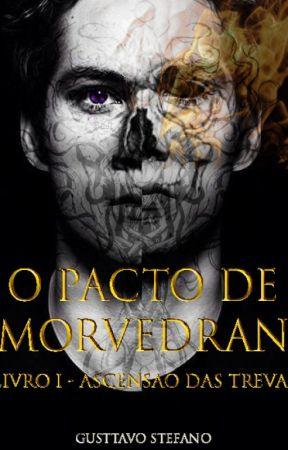O Pacto de Morvedran - Ascensão das Trevas by GustavoHenry1