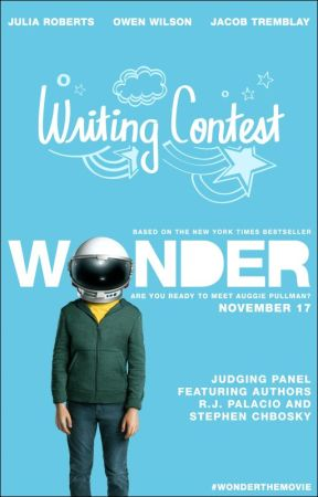 WonderTheMovie Writing Contest (Contest Closed) - Wonder Contest