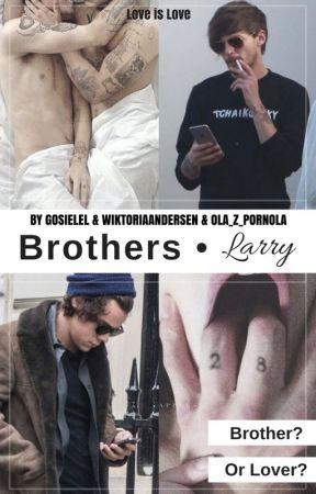 Brothers • larry  NOWA WERSJA  by Gosielel