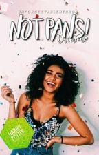Not pans! | Dramione by unforgettableHerron