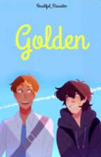 Golden (Klance) by beautiful_dissaster