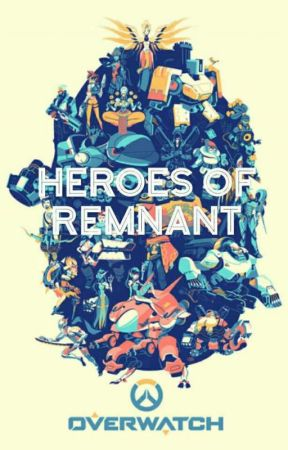 The Heroes of Remnant by DarkSoulsDepression