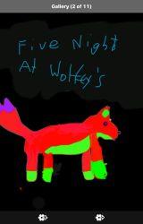 Five Nights at Wolfey's 2 by AnimeWolf38