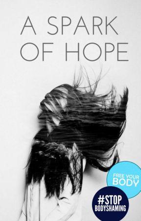 A Spark Of Hope by magi_bear