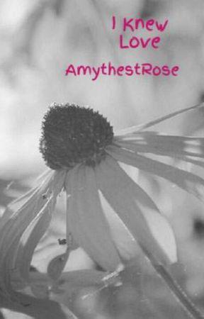 I Knew Love by AmythestRose
