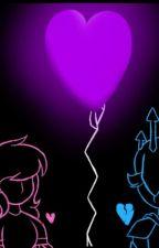 (1) Hearts Combine or Break..... (Pat x Jen) by FlameFeatherwrites