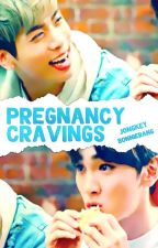 Pregnancy Cravings [Jongkey]   by BunnyGirl_Jk