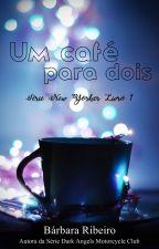 Um Café Para Dois - New Yorker #1 (AMOSTRA) by BrbaraRibeiro4
