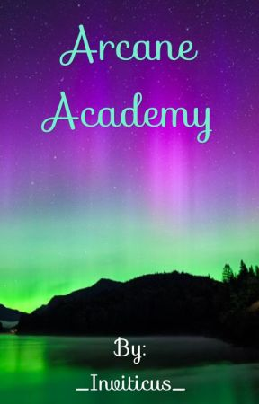 Arcane Academy by _Inviticus_