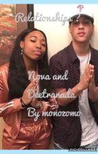 Relationships ?(Nova and Deetranada) by monozomo