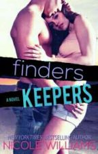 Nicole Williams - Finders Keepers by kaahbooks2