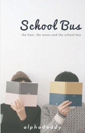 school bus || kang daniel by yannaeloize