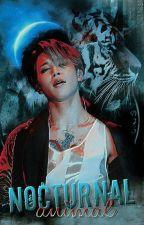 ─ nocturnal animal ● p.jimin by KISSMXPJM