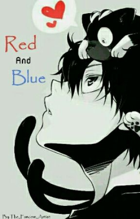 Red And Blue (Rin Okumura X Reader) by The_Fandom_Artist